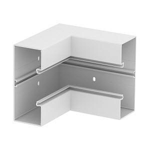 GK-I70170CW, Inneneck 70x170mm, PVC, cremeweiß, RAL 9001