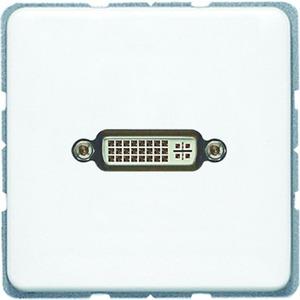 MA CD 1193 WW, DVI, Tragring, Schraubbefestigung, bruchsicher