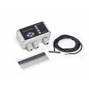 HWAT-ECO, Mikroprozessorgesteuerter Temperatursteller mit Schaltuhrfunktion für HWAT