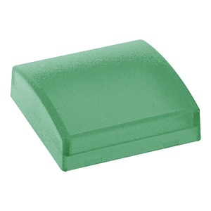 Kalotte, grün, für Leuchtdrucktaster Ø 22