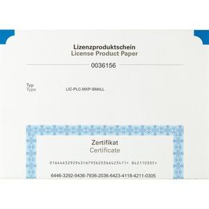 LIC-PLC-MXP-SMALL, Lizenz, PLC SMALL, für XV-2...-57MPN... und XV(S)400(5,7z und 8,4z)