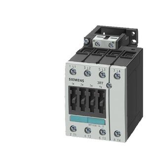 3RT1336-1AP00, Schütz AC-1, 60A, 39kW/400V, AC230V, 50Hz, 4pol. S2