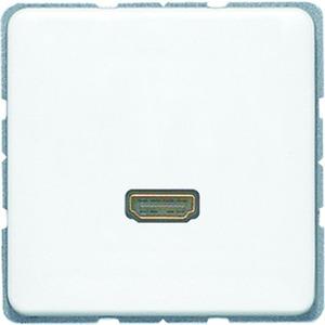 MA CD 1112 WW, HDMI, Tragring, Schraubbefestigung, bruchsicher