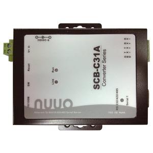 RS-232 auf Ethernet Konverter passend zu NUUO Systemen