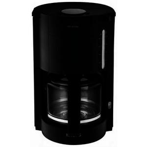F30908, ProAroma Glas-Kaffeemaschine schwarz 1050 Watt