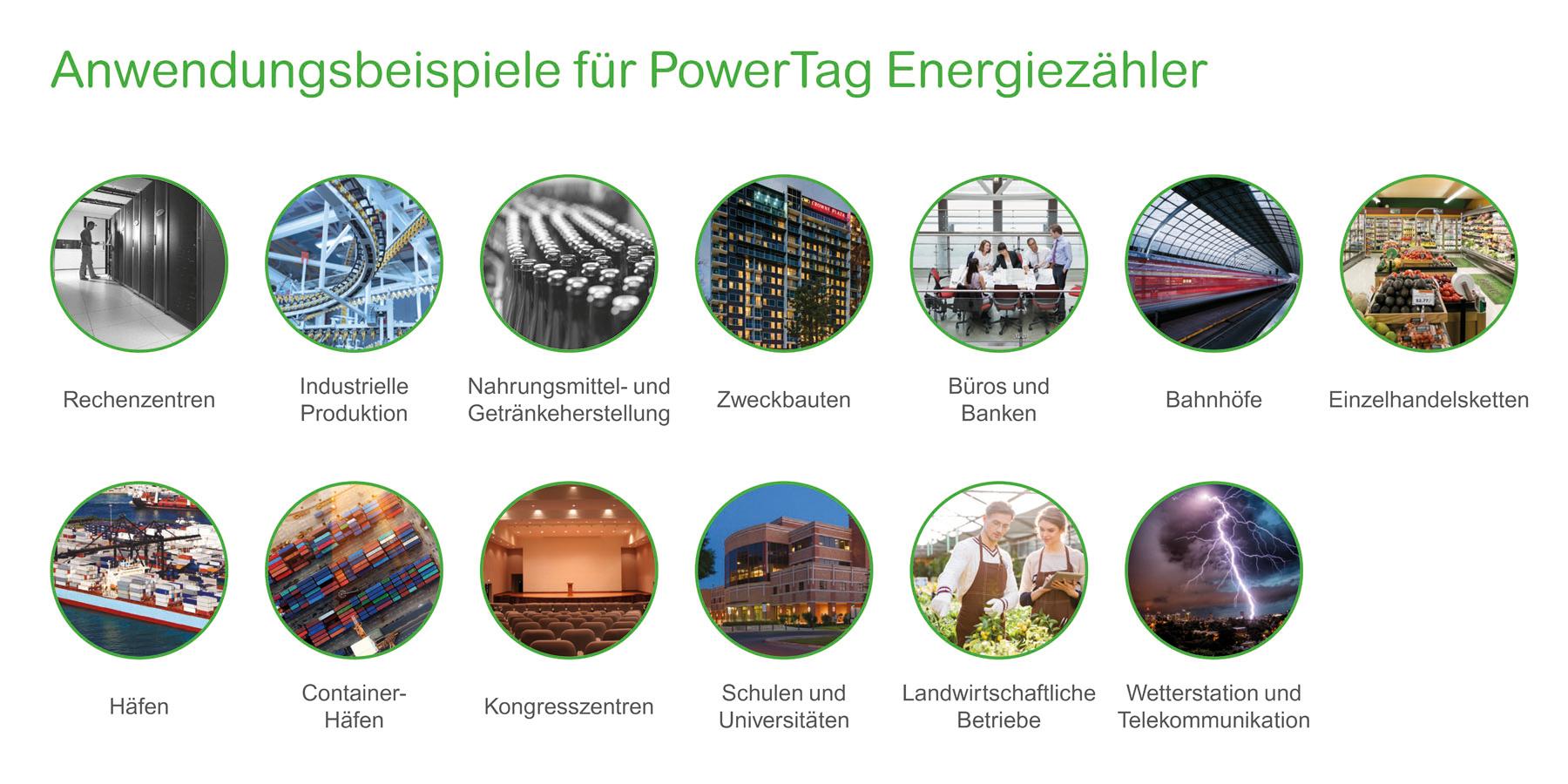 Die neuen PowerTag Energiezähler