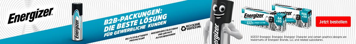 Energizer  - B2B Packung
