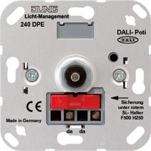 240 DPE, DALI-Potentiometer