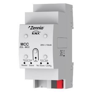 ZCL-MCC, Zennio Multi-Room Climate Controller