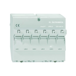 line21®-PPR 6, Modularer Verteiler line21®-PPR 6