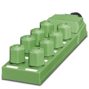SACB-8Q/4P-SC, Sensor-/Aktor-Box-SACB-8Q/4P-SC