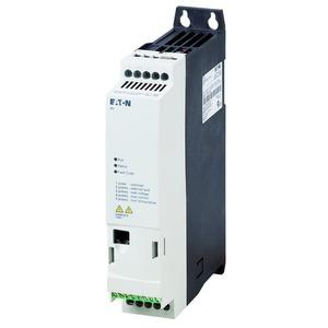 DE1-341D3FN-N20N, Drehzahlstarter, Bemessungsbetriebsspannung 400 V AC, 3-phasig, Ie 1.3 A, 0.37 kW, 0.5 HP, Funkentstörfilter