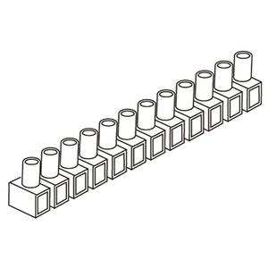 469.18, Verbindungsklemme, 27,5x17,5x165 mm, Klemmbereich 4,0-10,0 mm², Kunststoff PA, Farbe blau