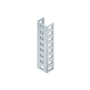 VB 6040, Längsverbinder für Profil U 6040, Stahl, feuerverzinkt DIN EN ISO 1461, inkl. Zubehör
