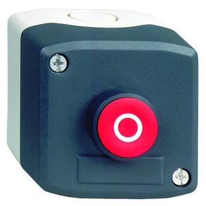 Aufbaugehäuse XAL-D, Funktion Start oder Stop, 1S+1Ö