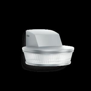 sensIQ S KNX inox, Bewegungsmelder Passiv Infrarot, Aufputz, IP54, 300° Reichweite max: r = 20 m (1047 m²)