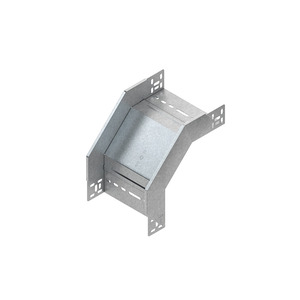 RFD 60.200, Fallstück für KR, 60x202 mm, mit unglochten Seitenholmen, Stahl, bandverzinkt DIN EN 10346, inkl. Zubehör