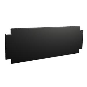 VX 8620.043, VX Sockel-Blende, seitlich, H: 200 mm, für T: 600 mm, Preis per VPE, VPE = 2 Stück