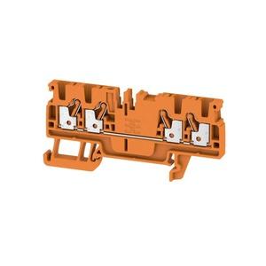 APG 2.5/5-3BG-BL-GN, Stecker (Klemmen), 2.5 mm², 800 V, 24 A, Polzahl: 5