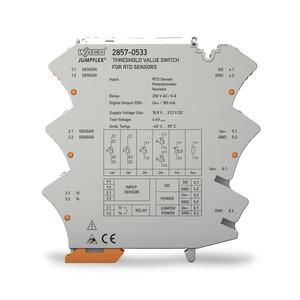 JUMPFLEX®-Messumformer RTD-Grenzwertschalter