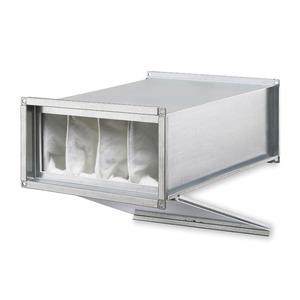 KLF 40/20 F7, KLF 40/20 F7, Kanal-Luftfilter, Filterkl. F7