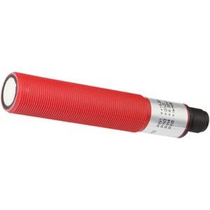 sensor ultrasch M18x1/100lang,teach 15-30V DC,4-20mA,Sn:80-1500,M12-St5p
