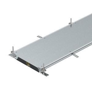 OKA-W3006050, Kanaleinheit estrichbündig blind 2400x300x60, St, FS, Preis per Stück, L=2,4m