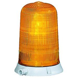 LAPBLMT24240A orange, Blinkleuchte Lampallarm 24-240V AC grau