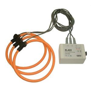 XL422, Dreiphasen TRMS Datenlogger für Strom AC