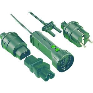 EL1, Adapter zur Prüfung einphasiger Verlängerungsleitungen, EL-1