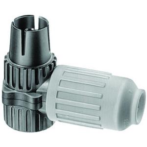 KOKWI 3, Koaxiale IEC-Kupplung 0-2400MHz, Winkelkupplung, KOKWI 3