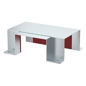 BSKM-TA 0711, T-Abzweig für Wand- und Deckenmontage 70x110, St, FS