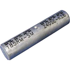 ICAL185V, Al-Pressverbinder DIN 46267 Teil 2, 185mm² rm/sm 240mm² se bk