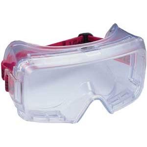 Polycarbonat Schutzbrille Vollsicht mit antibeschlag Sichtscheibe , Vistamax, Pulsafe