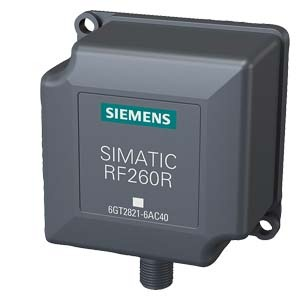 6GT2821-6AC10, SIMATIC RF200 Reader RF260R, RS422 (3964R), IP67, -25 bis +70°C