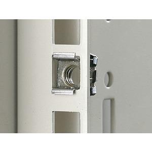 EL 2092.300, Käfigmutter ohne Kontaktierung, M6 für Blechstärke 1,2 - 1,5 mm, Preis per VPE, VPE = 50 Stück
