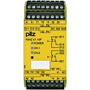 P2HZ X1.10P 24VDC 3n/o 1n/c 2so