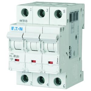 PXL-C1,6/3, Leitungsschutzschalter, 1,6A, 3p, C-Char