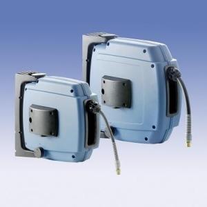 LRZB10-3/8, Federzug-Schlauchroller 10m PUR/PVC 3/8