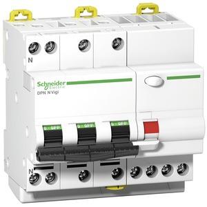 FI/LS-Schalter DPN N Vigi, 3P+N, 32A, C-Char., 30mA, Typ A, 6kA