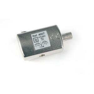 Sperrkreis ein Kanal 470 - 862 MHz