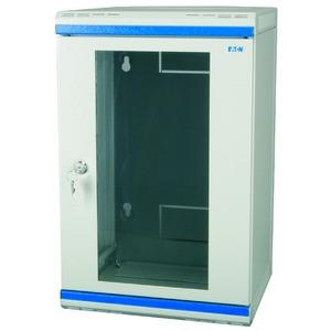 SOHO-2A12/GL/ZS, Gehäuse 10 Zoll 2-teilig HE12 + Tür transparent