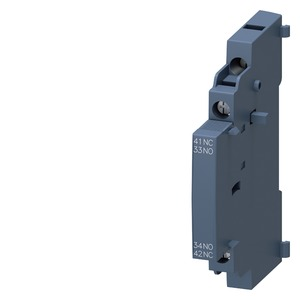 3RV2021-1CA10+3RV2901-1A, Paket best. aus: 3RV2021-1CA10+3RV2901-1A
