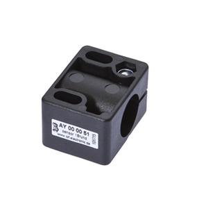 Zubehör Sensor, Kunststoff, für Sensor 18mm, für Wandmontage, Schraubbefestigung