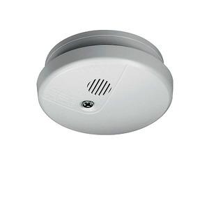 500IDO/R, Rauchmelder nach EN54-7 inkl. Relaisausgang und Sirene nach EN14604, 9-24 VDC