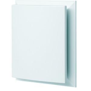 ALD 160, Außenwandventil ALD dezentrale Zuluft, Kunststoff weiß