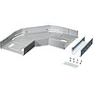 KT WS 30, Kabelträger-Winkelstück, 45-100 Grad verstellbar, 300 mm breit