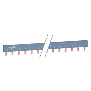 Phasenschiene Steg, ablängbar, 2P, 24 TE, 100A