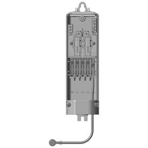 EKM-2042SK-2D1-6-E42 (93965), Sicherungskasten EKM 2042,SK, 2D1,2x6A, E-Seil, 1/2/3x5x10 mm²