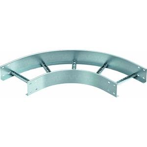 LB 90 1160 R3 FT, Bogen 90° für Kabelleiter 110x600, St, FT